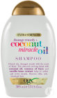 OGX Coconut Miracle Oil Shampoing Contre Les Dommages Flacon 385ml