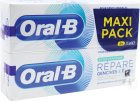 Oral B Dentif Gum&enamel Repair Gentlewhite 2x75ml