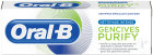 Oral-B Dentifrice Gencives Purify Nettoyage Intense 75ml