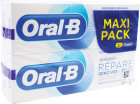 Oral-b Tp Repairgentlewhite 2x75ml Promo -1