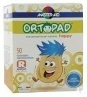 Ortopad Happy Regular Compresses Oculaires 50 (70134)