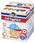 Ortopad Medium For Boys Compresse Oculaire 50 Pièces (73322)