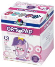 Ortopad Regular For Girls Compresse Oculaire 50 Pièces