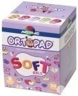 Ortopad Soft Girls Medium 76x54mm 50 72232
