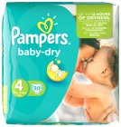 Pampers Baby-Dry Maxi 7-18kg Langes 30