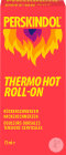 Perskindol Thermo Hot Roll-On Douleurs Dorsales Tensions Cervicales Tube 75ml