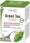 Physalis Green Tea Bio 60 Comprimés
