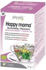 Physalis Happy Mama Infusion Bio 20 Sachets