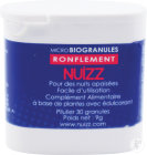 Phytoresearch Nuizz Ronflement Complément Alimentaire 30 Microbiogranules