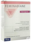 PiLeJe Feminabiane Flore Vaginale 7 Comprimés Vaginaux + 1 Applicateur