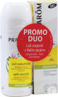 Pranarôm Aromapic Duo Roller Corps Anti-Moustiques 75ml + Roller Piqûres 15ml
