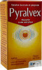Pyralvex Rhubarbe Acide Salicylique Solution Buccale Et Gingivale Aphtes Flacon 10ml