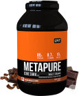 QNT Metapure Zero Carb Whey Isolate Arôme Chocolat Belge Pot 2kg