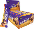 QNT Protein Joy Cookie Saveur Caramel Barres 12x60g