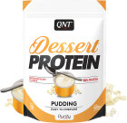 QNT Purity Dessert Protein Pudding Chocolat Blanc 480g
