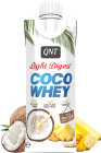 QNT Purity Light Digest Coco Whey Ananas Eau De Coco Naturelle Protéinée 330ml