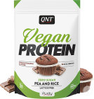 QNT Purity Vegan Protein Goût Muffin Au Chocolat 500g