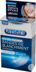 Rapid White Bandes De Blanchiment Résorbables 14 Sachets + 2 Bandes Adnhésives