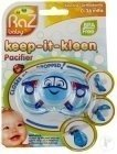 Raz Baby Keep-It-Kleen Tétine Adam Airplane 0-36 Mois 1 Pièce
