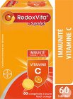 RedoxVita Vitamine C 500mg Orange 60 Comprimés À Sucer