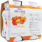 Resource Fruit Orange 4x200ml 12340187