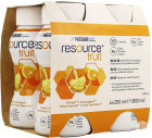 Resource Fruit Orange 4x200ml 12415272