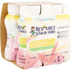 Resource Junior Fibre Fraise 4x200ml