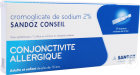 Sandoz Cromoglicate De Sodium 2% Collyre En Solution Unidoses 10x0,3ml