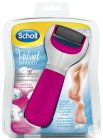 Scholl Râpe Electrique Rose Cristaux De Diamants Velvet Smooth Express Pedi Anti-Callosité