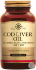 Solgar Cod Liver Oil 100 Softgels
