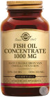 Solgar Fish Oil Concentrate 1000mg Softgels 60