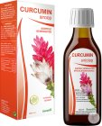 Soria Natural Curcumin Sirop Articulations Souples Flacon 200ml
