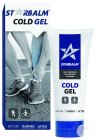 Star Balm Cold Gel Traitement Froid Pour Gonflement Et Blessures Tube 100ml
