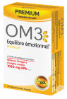 Super Diet OM3 Équilibre Emotionnel Premium 45 Capsules