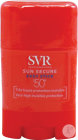 SVR Sun Secure Easy Stick IP50+ Très Haute Protection Invisible 8g