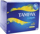 Tampax Compak Regular 22