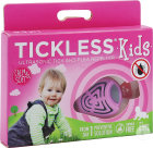Tickless Kids Ultrasone Repousser Tique Puce Rose