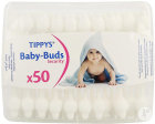 Tippys Baby Tips Coton Tiges 50