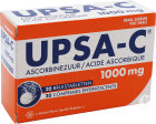 Upsa-C 1000mg Acide Ascorbique 20 Comprimés Effervescents