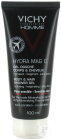 Vichy Homme Hydra Mag C Gel Douche Corps Et Cheveux Tube 100ml