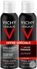 Vichy Homme Mousse À Raser Anti-Irritations Duopack