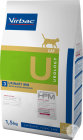 Virbac Veterinary HPM Chat U3 Urology Urinary Wib 1,5kg