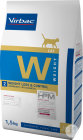 Virbac Veterinary HPM Chat W2 Weight Loss & Control 1,5kg