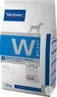 Virbac Veterinary HPM Chien W1 Weight Loss & Diabetes 12kg