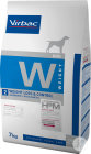 Virbac Veterinary HPM Chien W2 Weight Loss & Control 7kg