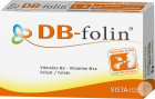 Vista DB-Folin Vitamine D3 Vitamine B12 Comprimés Fondants Sublinguaux 60