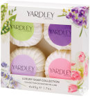 Yardley London Collection De Savons De Luxe 4x50g