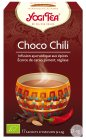 Yogi Tea Choco Chili Bio 17 Sachets Infusion