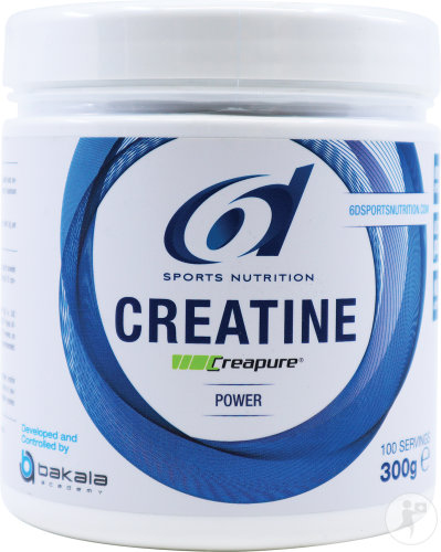 6d Creatine Creapure Pdr 300g