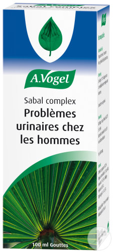 A.Vogel Sabal Complex Gouttes 100ml